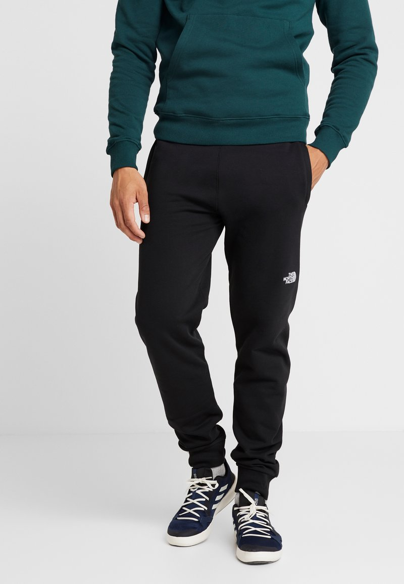 The North Face - PANT - Tracksuit bottoms - black/white