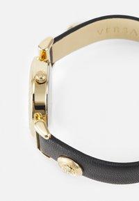 Versace Watches - MINI VANITY - Watch - black/goldcolored - 2