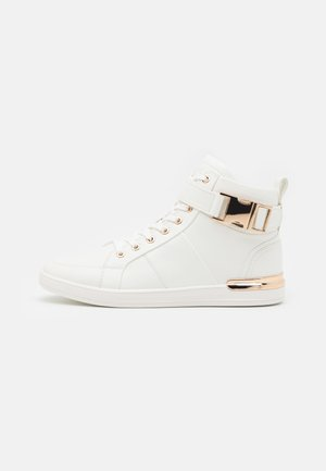 BRAUER - High-top trainers - white