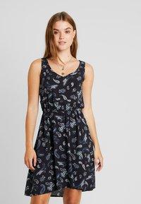 ONLY - ONLNOVA SARA  DRESS - Day dress - dark navy/blue - 0