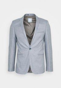 Viggo - POUL SLIM SUIT - Kostuum - light blue - 2