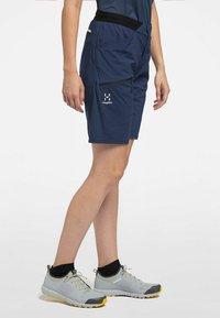 Haglöfs - L.I.M FUSE SHORTS - Outdoor shorts - tarn blue - 2