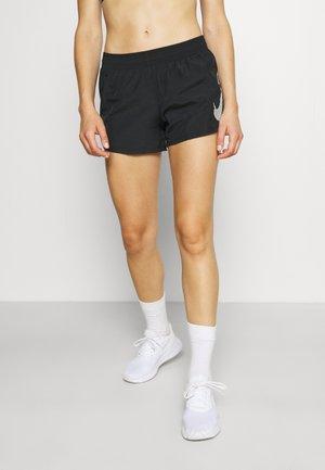 SHORT - Pantaloncini sportivi - black/white