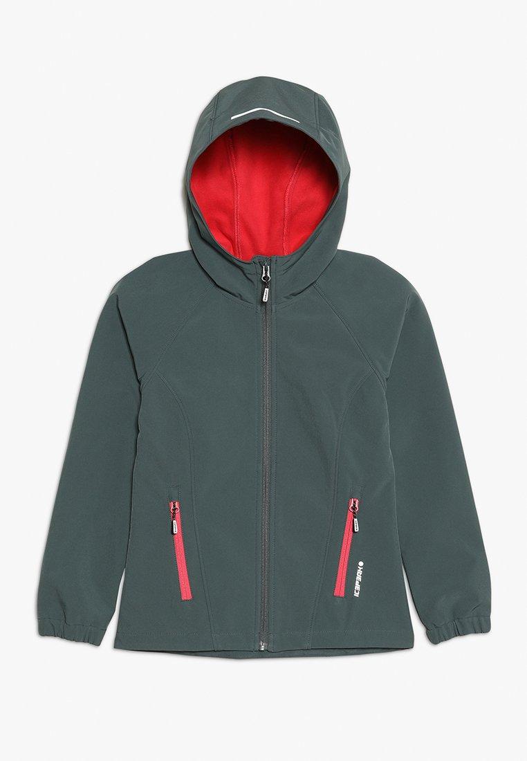 Icepeak - KENSETT - Soft shell jacket - olive