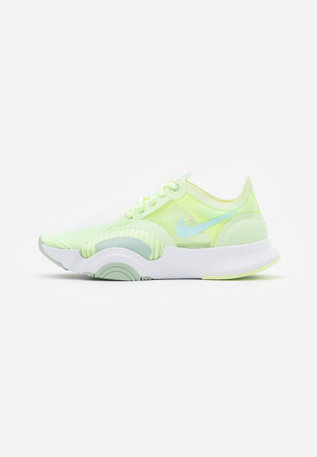 SUPERREP GO - Sports shoes - barely volt/glacier ice/pistachio frost
