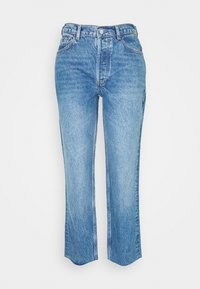 Boyish - TOMMY HIGH RISE - Straight leg jeans - conversation - 0