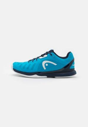 SPRINT PRO 3.0 CARPET - Tenisové boty na umělý trávník - ocean/dress blue