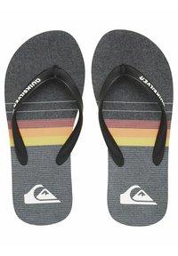 Quiksilver - Pool shoes - black/grey/black - 1