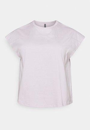 PCLOTIO LOUNGE - T-shirts - lavender fog