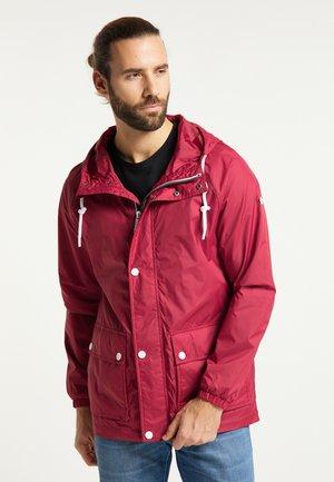 Outdoor jacket - rot