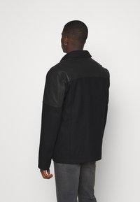 AllSaints - TARF JACKET - Short coat - black - 2