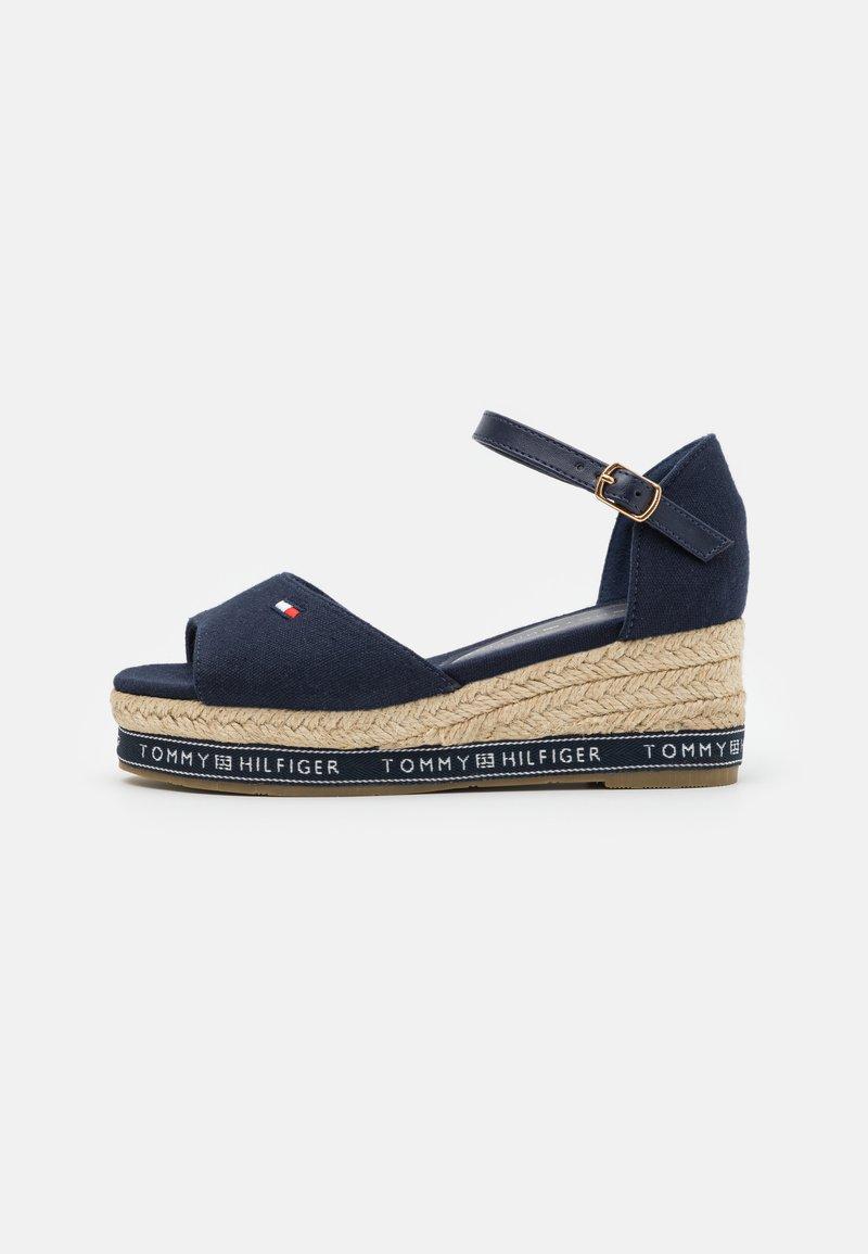 Tommy Hilfiger - Sandals - blue