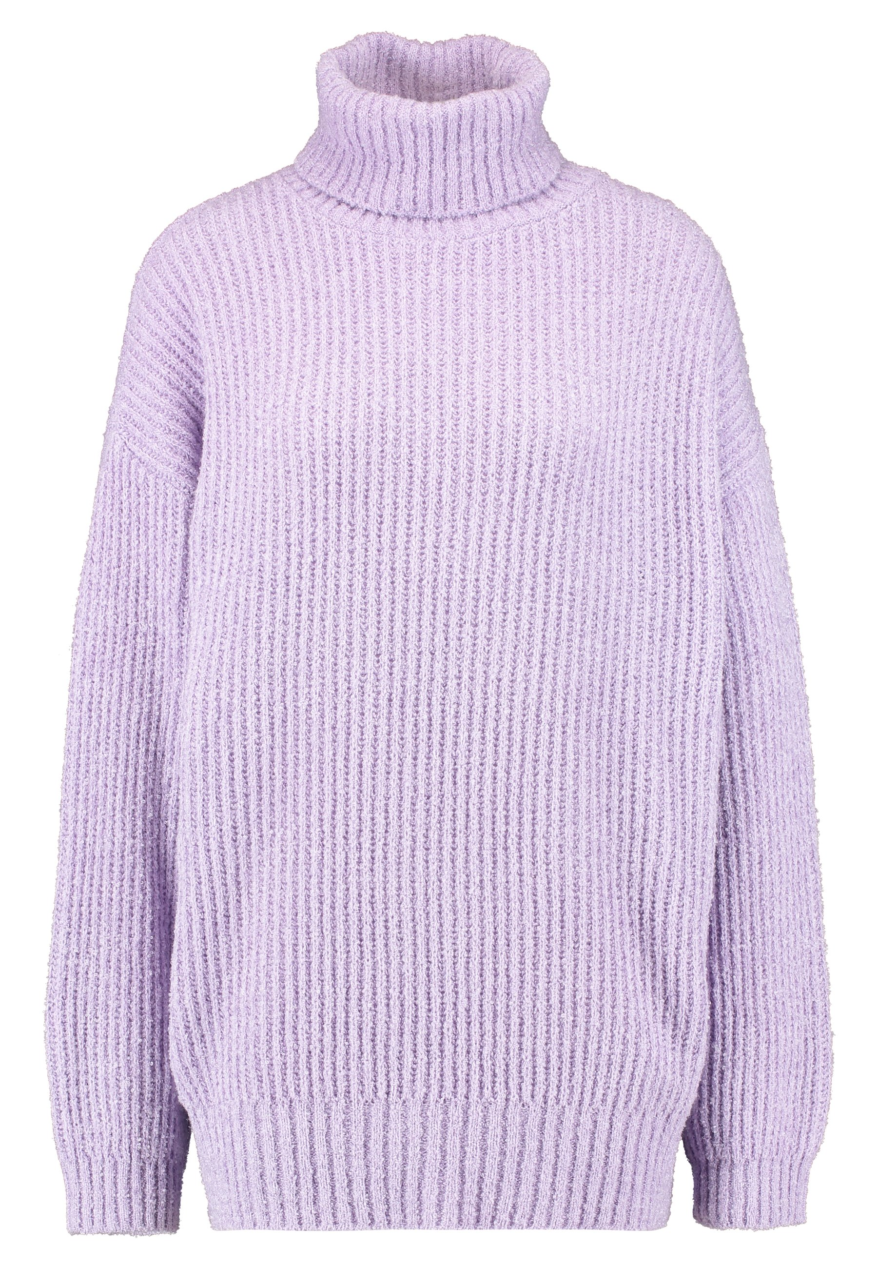 Missguided Petite ROLLNECK OVERSIZED JUMPER Trui lilac