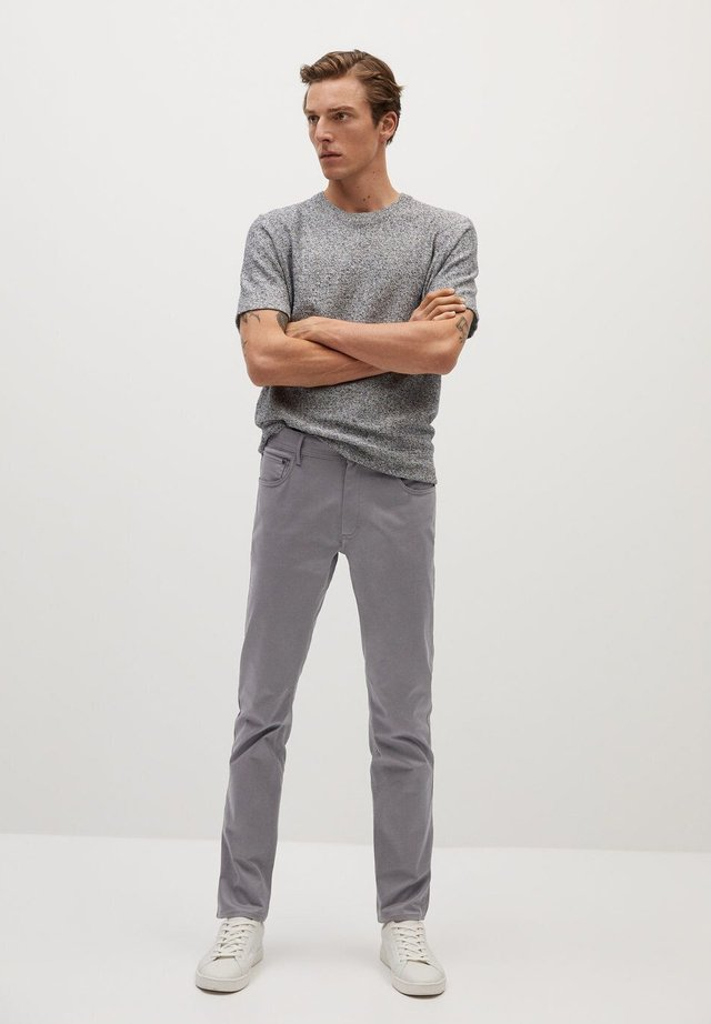 PISA7 - Džíny Slim Fit - grey