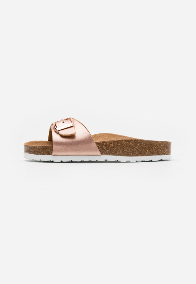 TAMARIS - Pantuflas - rose gold