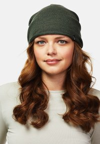 Enter the Complex - SLOUCH II - Beanie - mossy olive - 1
