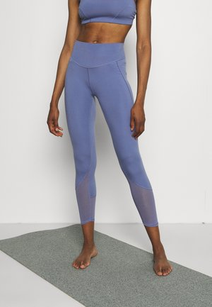 7/8 DESIGNED 4 TRAINING  - Leggings - orbit violet