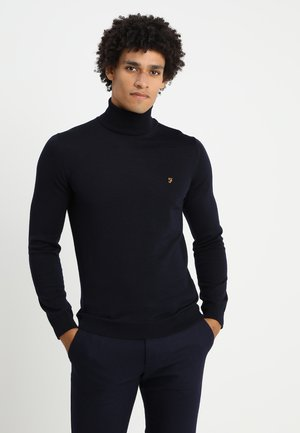 GOSFORTH ROLL NECK EXTRA  - Pullover - true navy