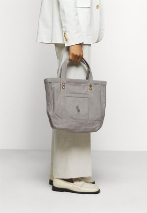 SMALL - Handbag - light grey