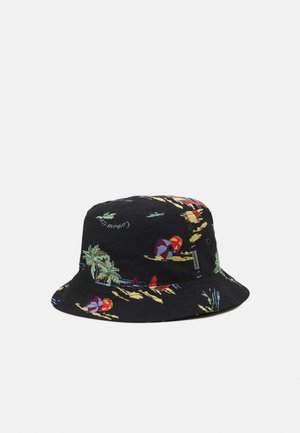 BEACH BUCKET HAT UNISEX - Hat - black