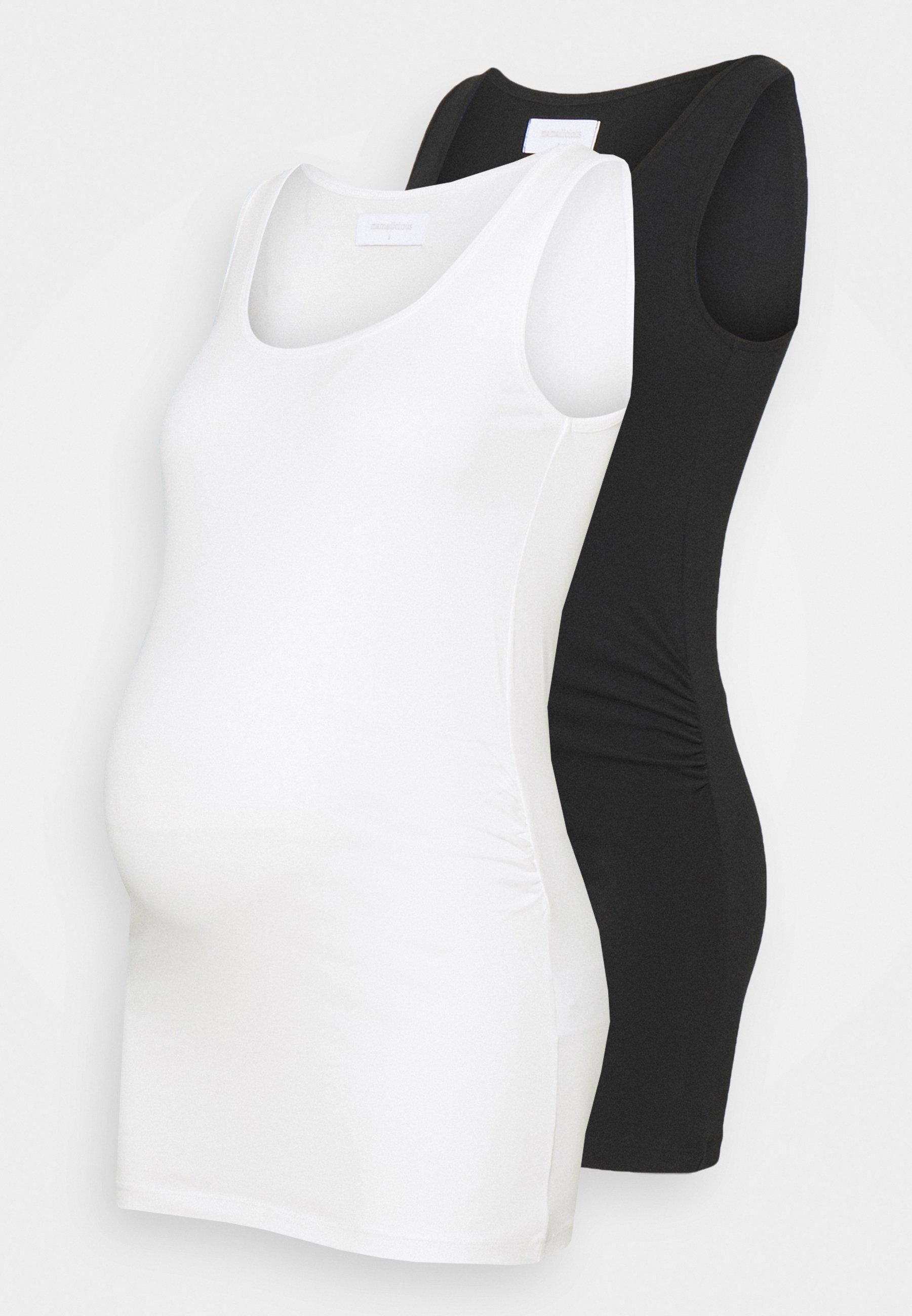 Damen MLLEA ORG TANK TOP 2PACK  - Jerseykleid