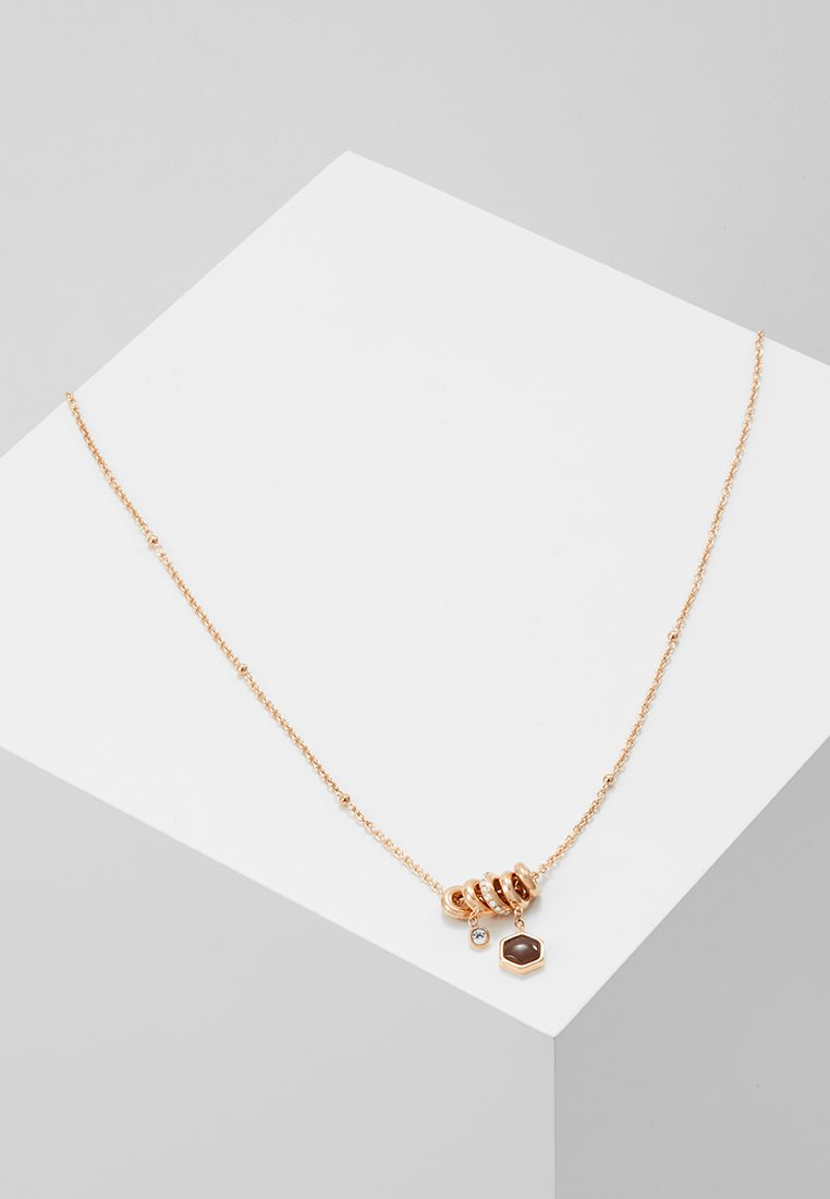 Fossil - CLASSICS - Collier - roségold-coloured