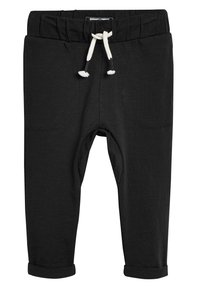 Next - 3 PACK LIGHTWEIGHT JOGGERS - Tracksuit bottoms - black - 4