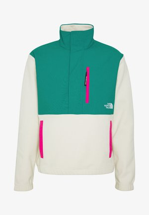 GRAPHIC COLLECTION - Sweatshirt - vintage white/fanfare green/mr. pink