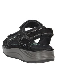 Joya - Platform sandals - schwarz - 4