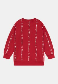 Champion - AMERICAN CLASSICS CREW NECK UNISEX - Sweatshirt - red - 1