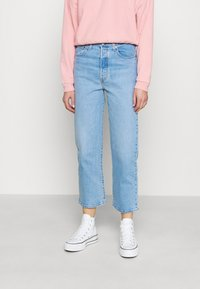 Levi's® - RIBCAGE STRAIGHT ANKLE - Jeansy Straight Leg - tango gossip - 0