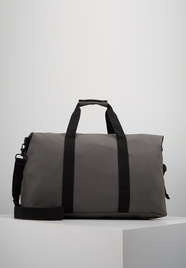Weekendbag - charcoal