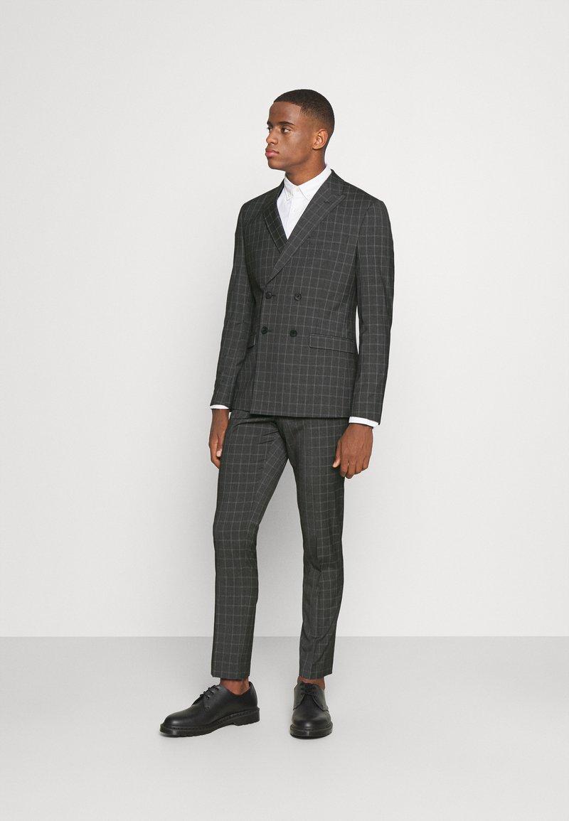 Isaac Dewhirst - Oblek - grey