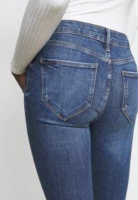 River Island Tall - Jeans Skinny Fit - blue denim - 4