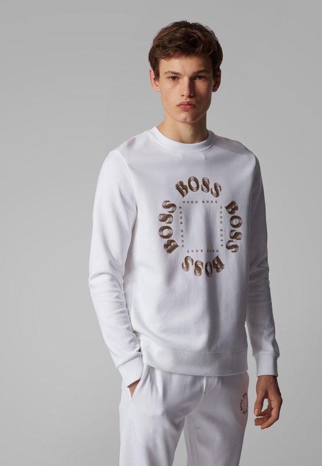SALBO CIRCLE - Sweatshirt - natural