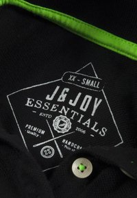 J&JOY - Polo - zwart - 3