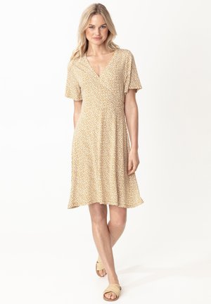 ROSEMARY - Day dress - beige