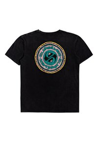 Quiksilver - Print T-shirt - black - 1