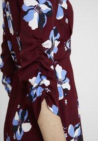 Great Plains London - ROCHELLE FLOWER - Day dress - cabernet combo - 6