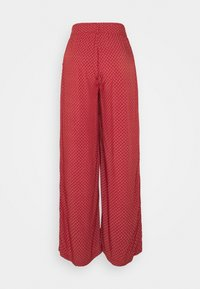 edc by Esprit - FLUENT - Trousers - terracotta - 1