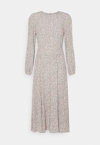 YAS - YASLICURA MIDI DRESS - Day dress - shadow - 5