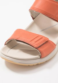 ECCO - X-TRINSIC - Walking sandals - apricot - 5
