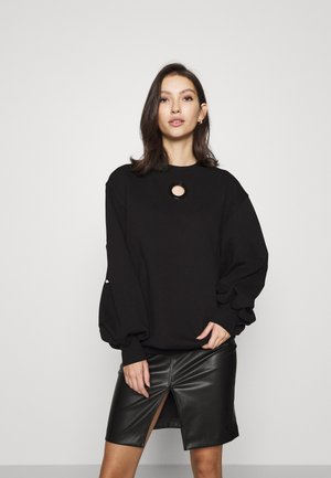 F-CIONDY SHIRT - Sweater - black