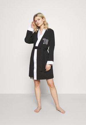 CHIMONO - Dressing gown - black