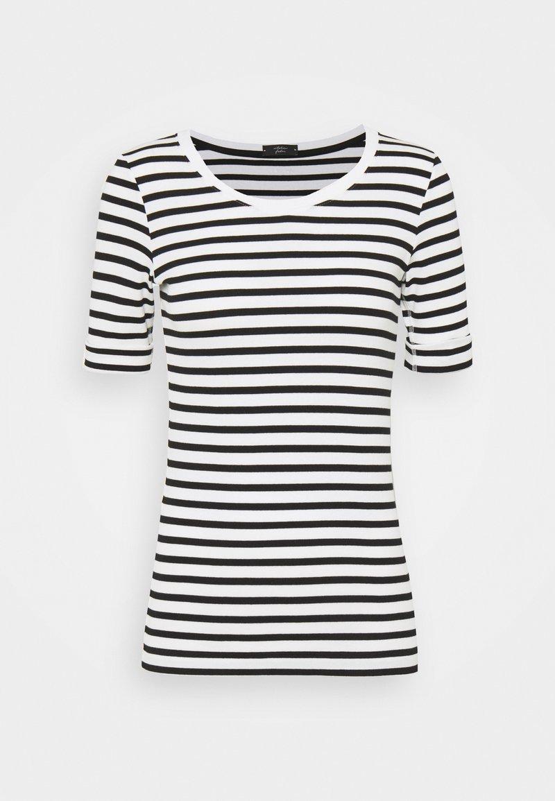 Marc Cain - Print T-shirt - black