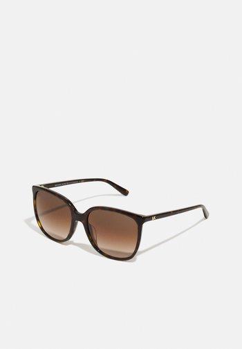 Okulary przeciwsłoneczne - dark tort