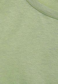 Street One - Basic T-shirt - grün - 5