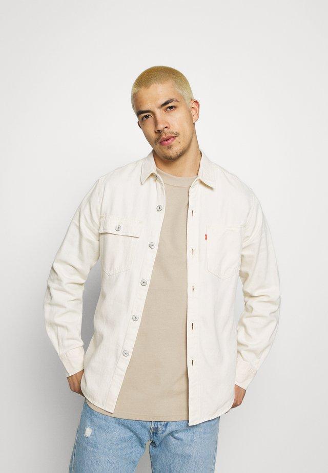 UNISEX - Button-down blouse - neutrals