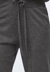 OYSHO - Tracksuit bottoms - dark grey - 5