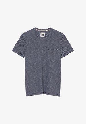 Print T-shirt - total eclipse